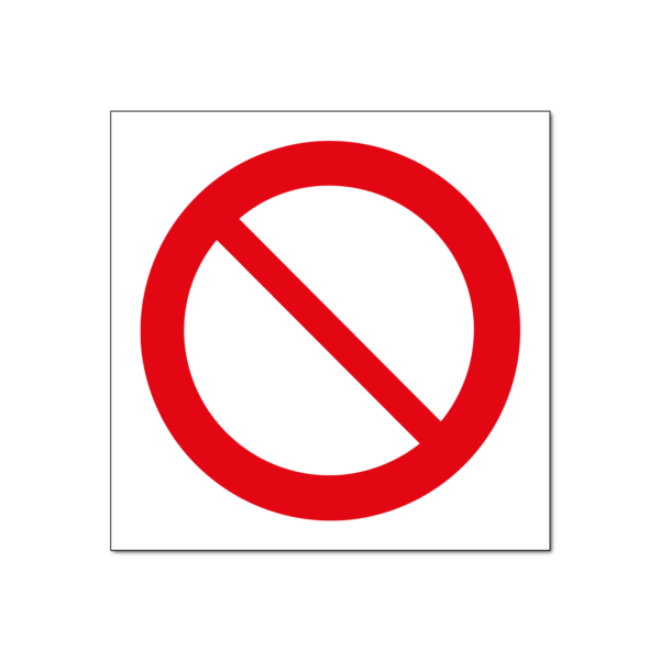 Algemeen verbod