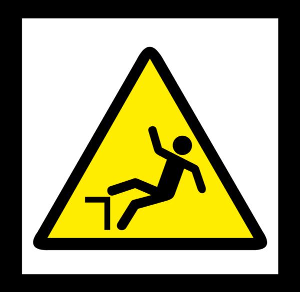 waarschuwingssticker