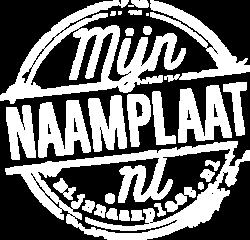 Mijnnaamplaat.nl logo