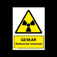 radio actief materiaal